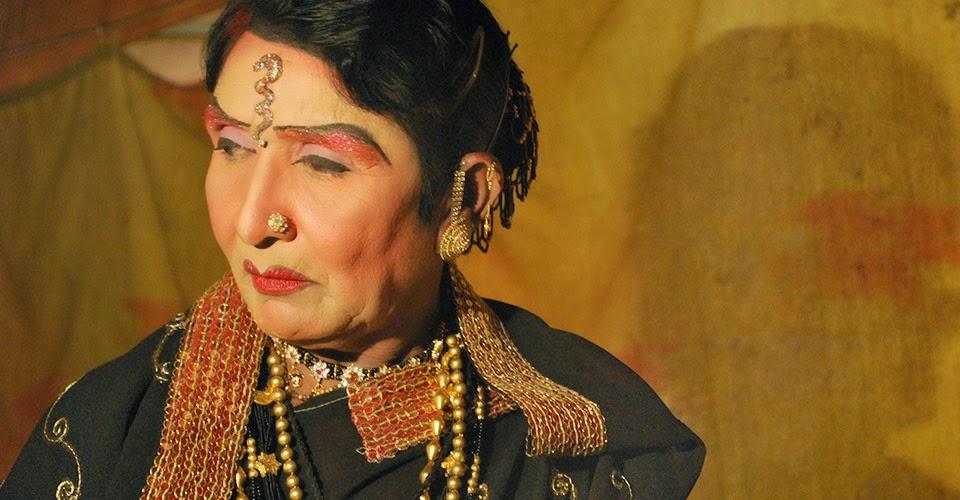 Artist of Datta Mahadik Loknatya Tamasha Mandal