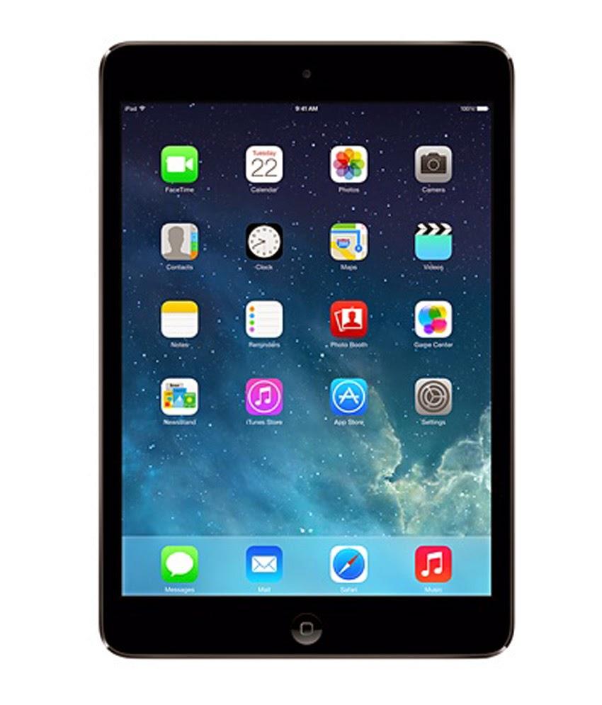 Apple iPad Mini 16GB with Wi-Fi Rs. 14799 || Snapdeal