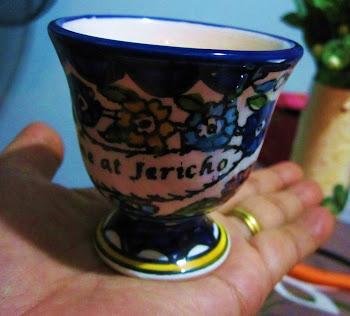 Cawan dari Jericho-Araha