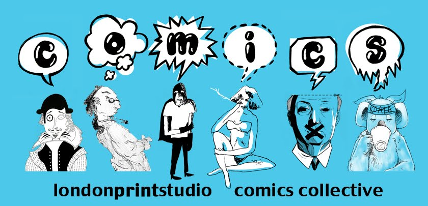 London Print Studio Comics