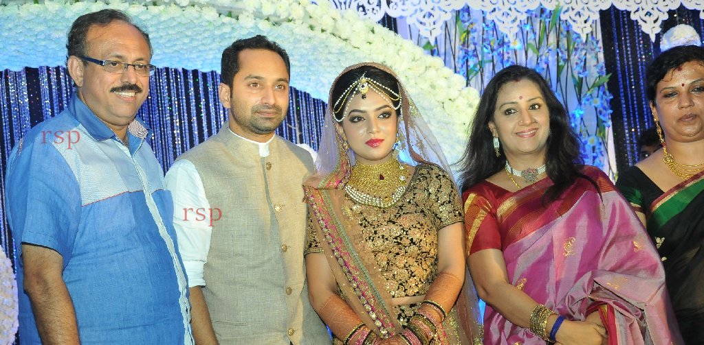 Nazriya fahad marriage dance ministry