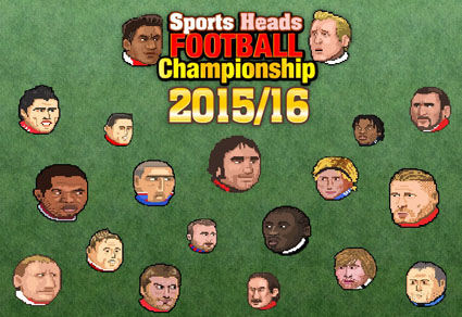 Sports Heads Football Championship 2015-16