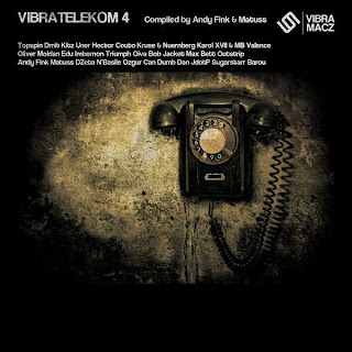 VA - Vibratelekom Volume 4 (Compilated by Andy Fink & Matuss)