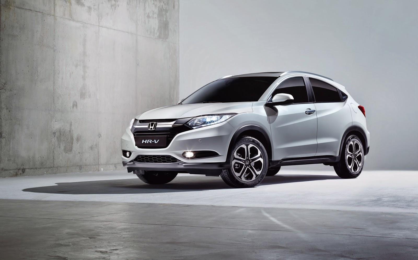 Το νέο Honda HR-V