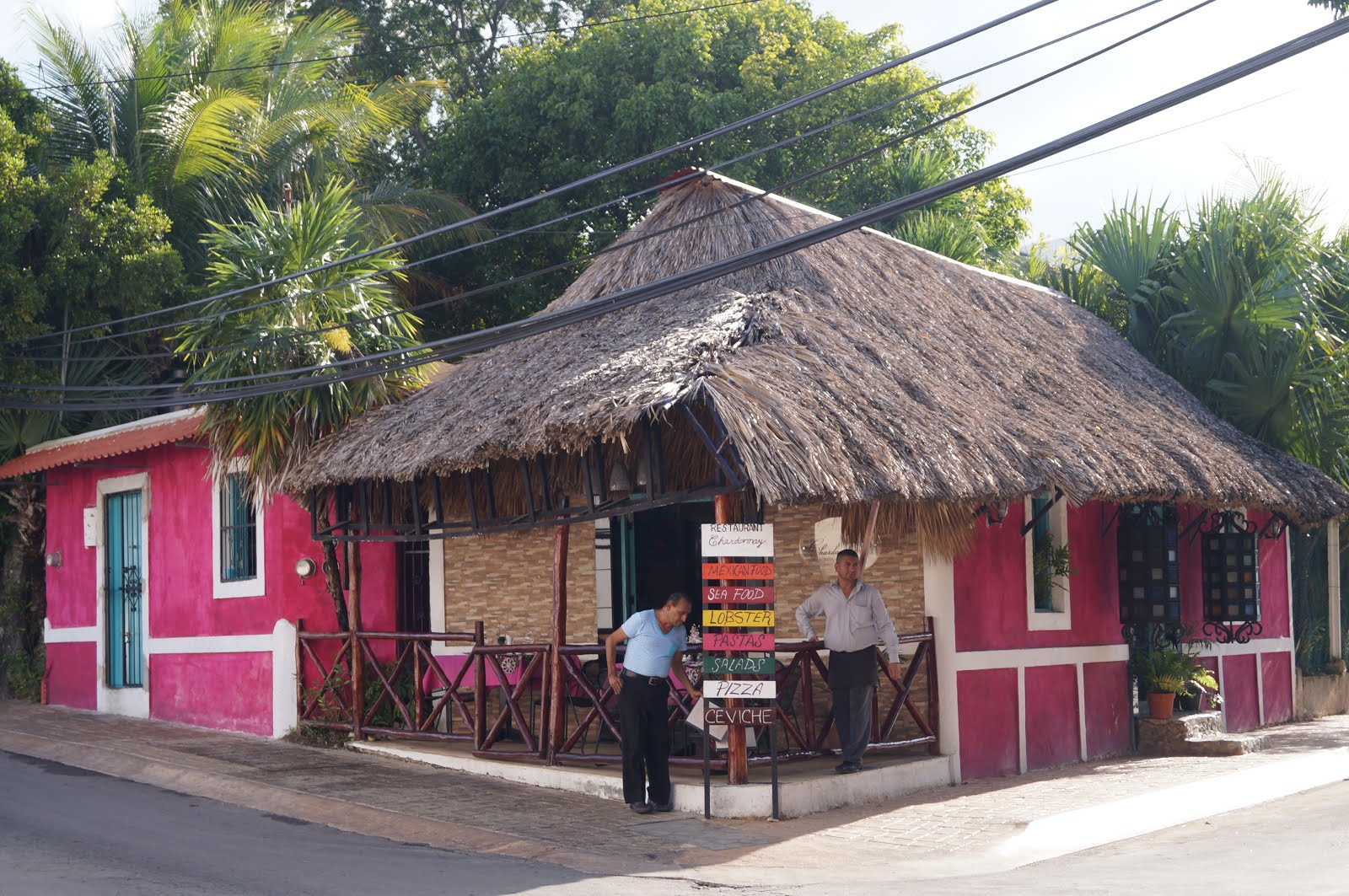 Restaurant in Cozumel