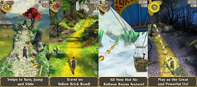 Temple Run: Oz v1.0.1 Apk for Android