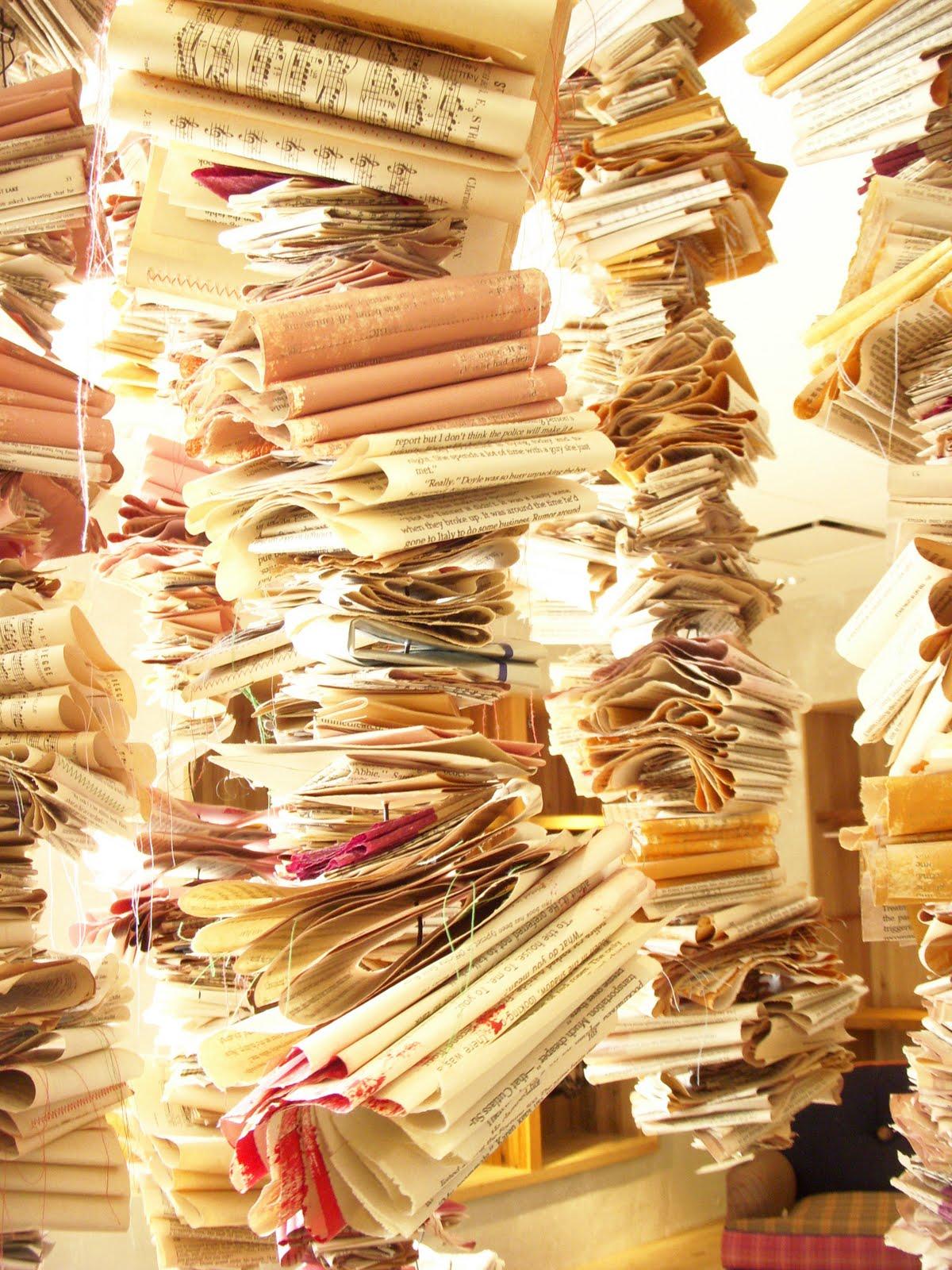 Hope Studios: More Anthropologie! Book Decor - photo#46
