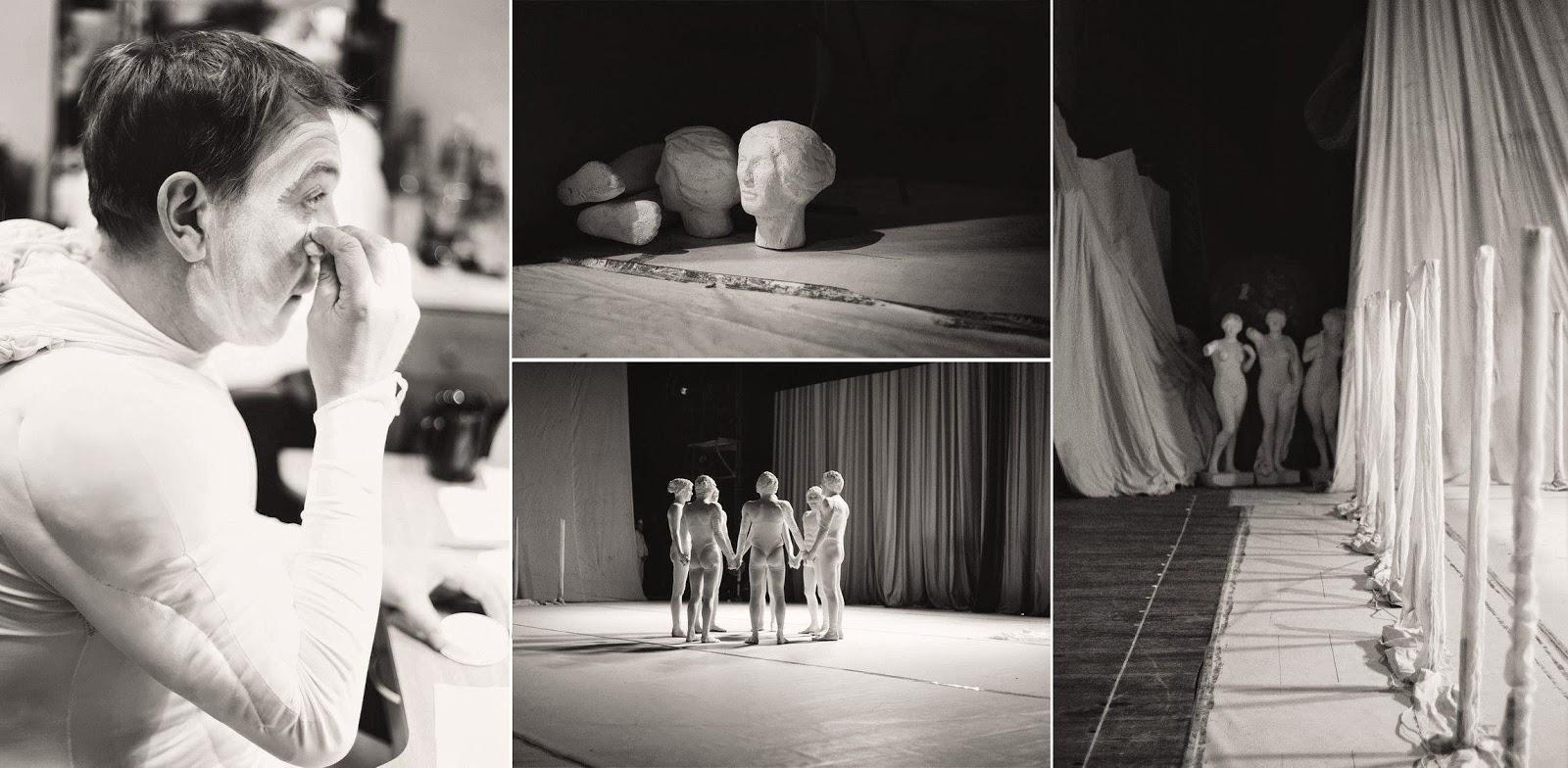 Украинский театр в Одессе, Эдип