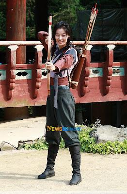 Warrior Baed Dong Soo