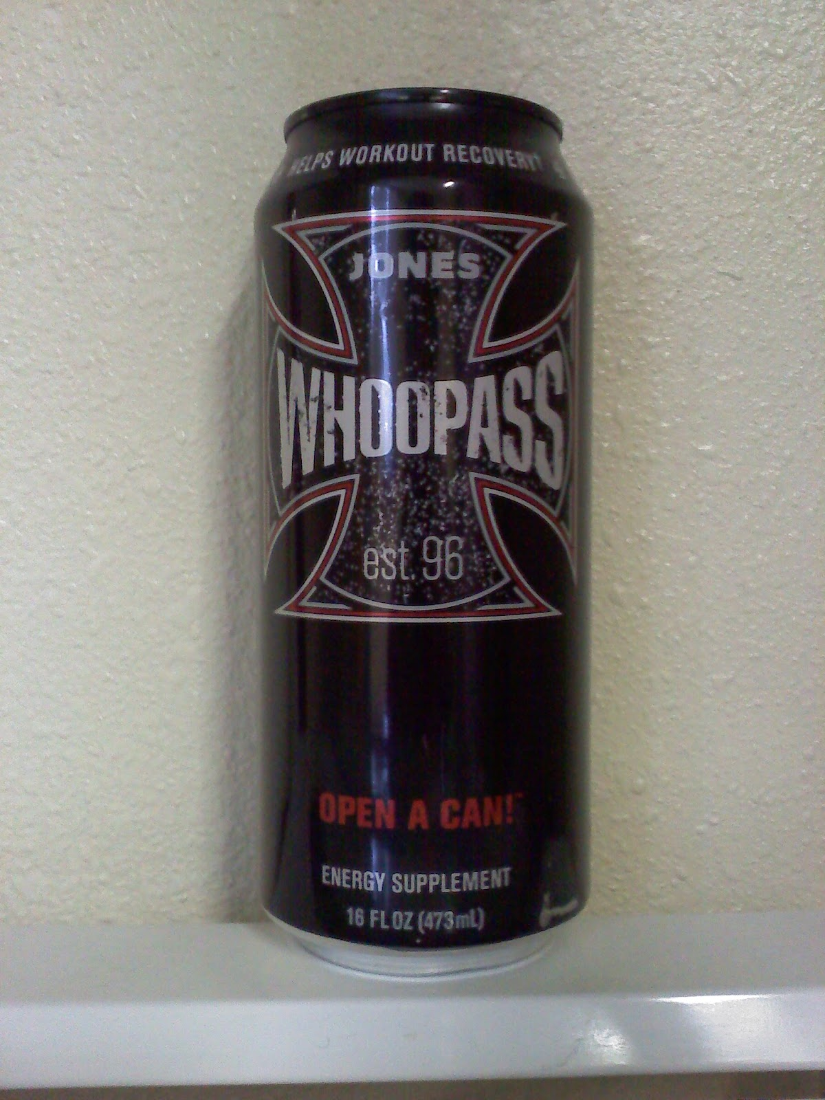CAFFEINE!: Review for Whoopass