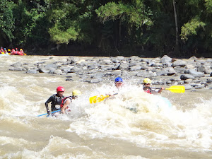 Water Rafting!