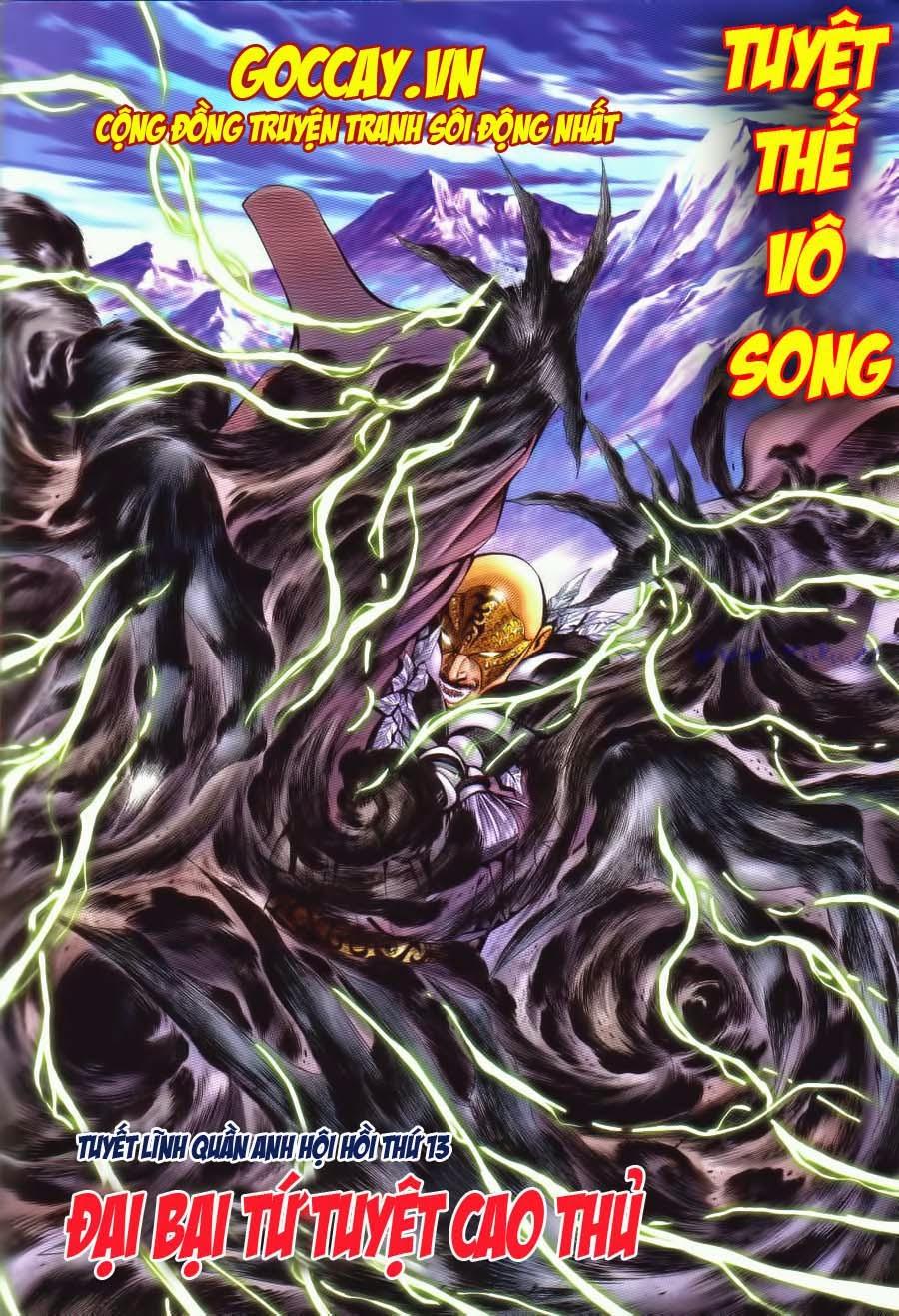 Tuyệt Thế Vô Song Chapter 116 - Trang 1