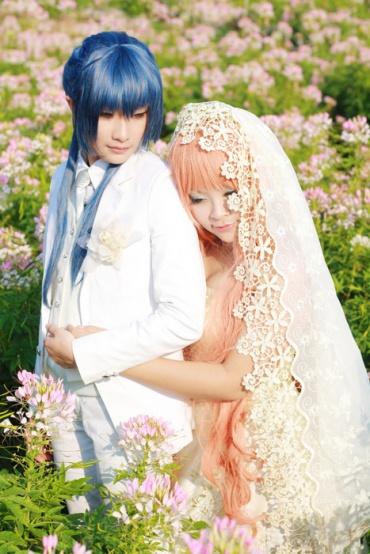 Leonardo Mancoarte Cosplay Wedding People Do That