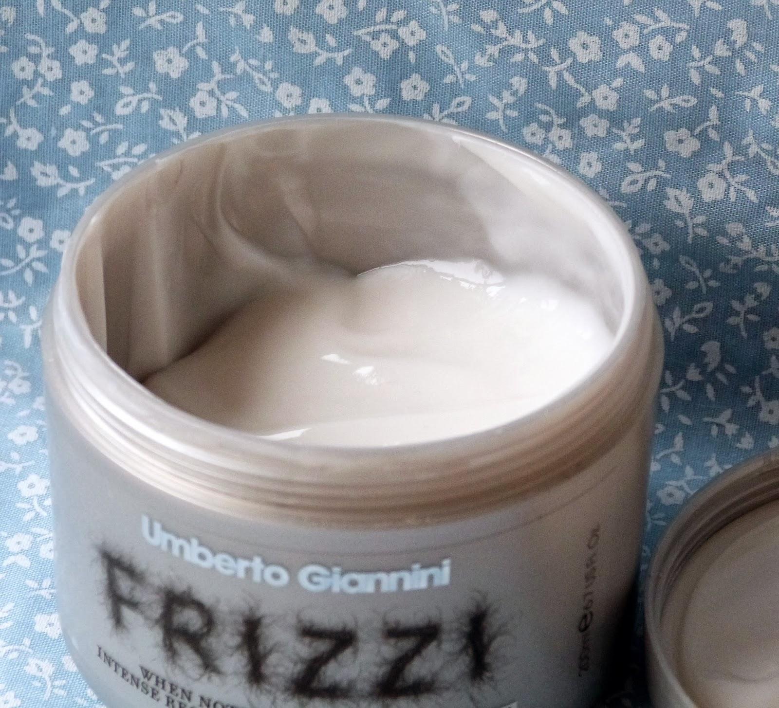 Umberto Giannini Frizzi Recovery Mask