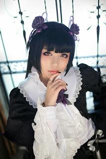 Oreimo Kuroneko (Gothic) Cosplay by Miyuko