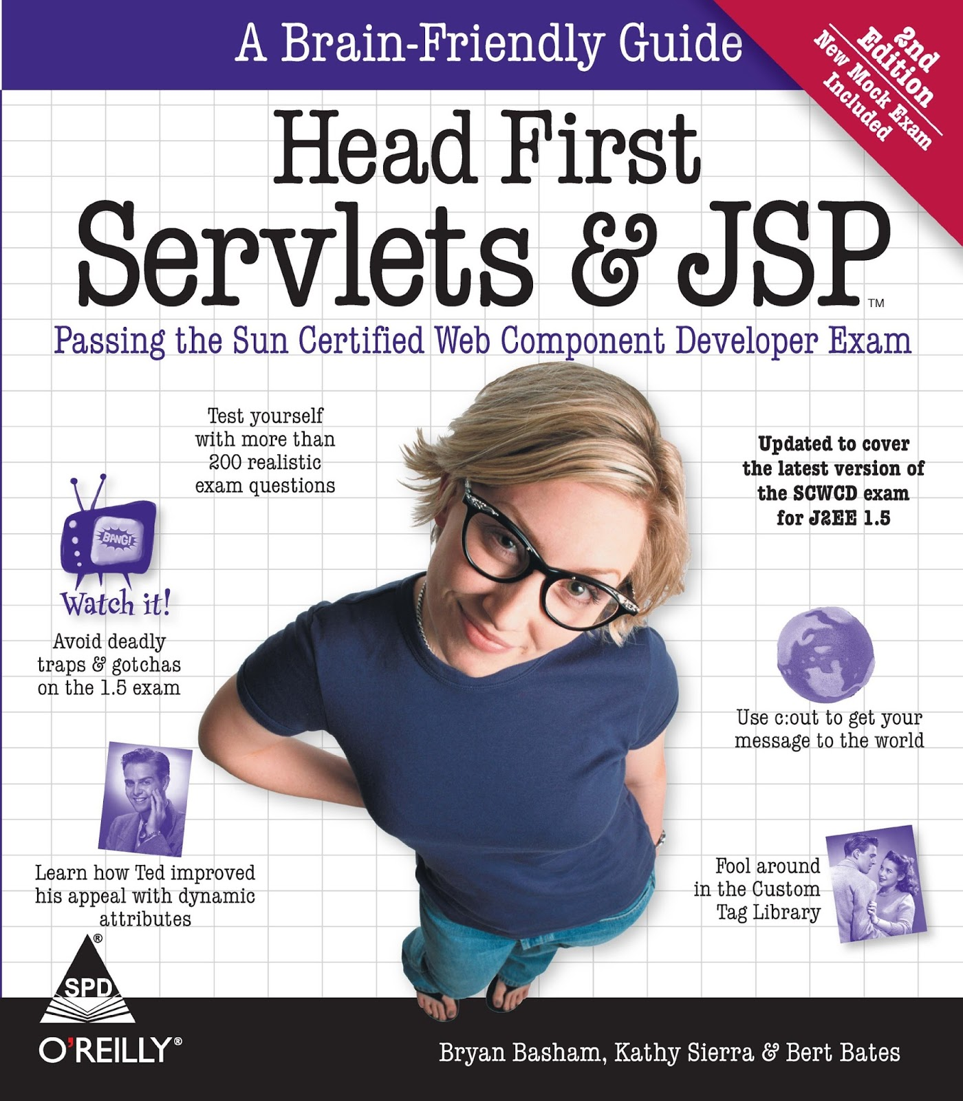 Head First Servlets and JSP Pdf Download, 2nd Edition