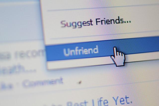 Cuidado!! Eliminar amigos en Facebook podría considerarse bullying en Australia