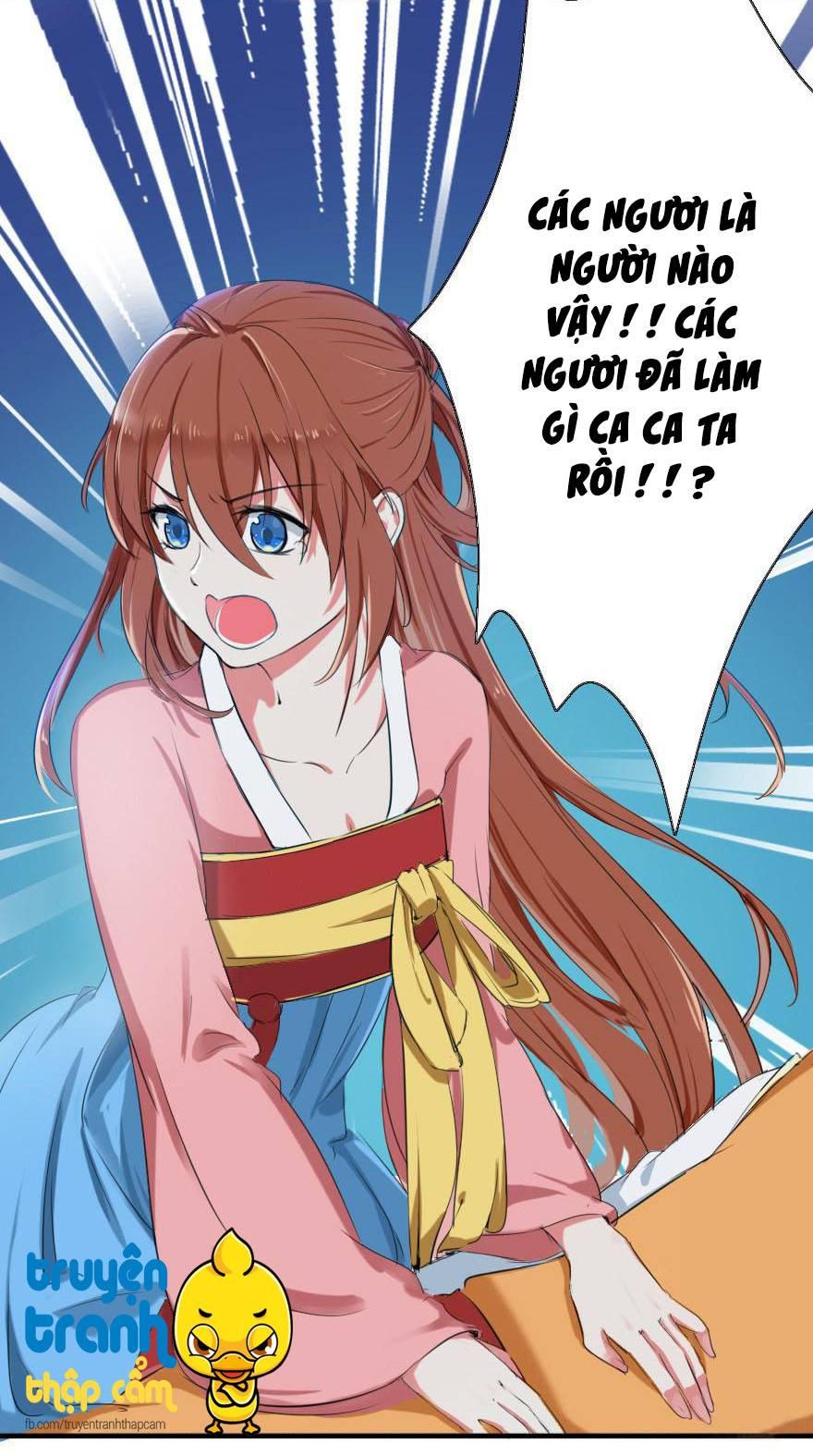 Nhật Ký Nuôi Dưỡng Công Chúa Chap 6 - Next Chap 7