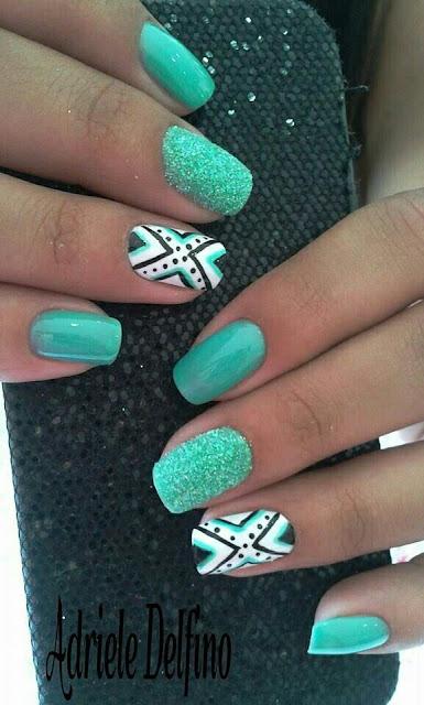 Best Nail Art Designs Instagram : Fashion top nail art designs from instagram