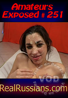 Ver Amateurs Exposed 251 (2005) Gratis Online