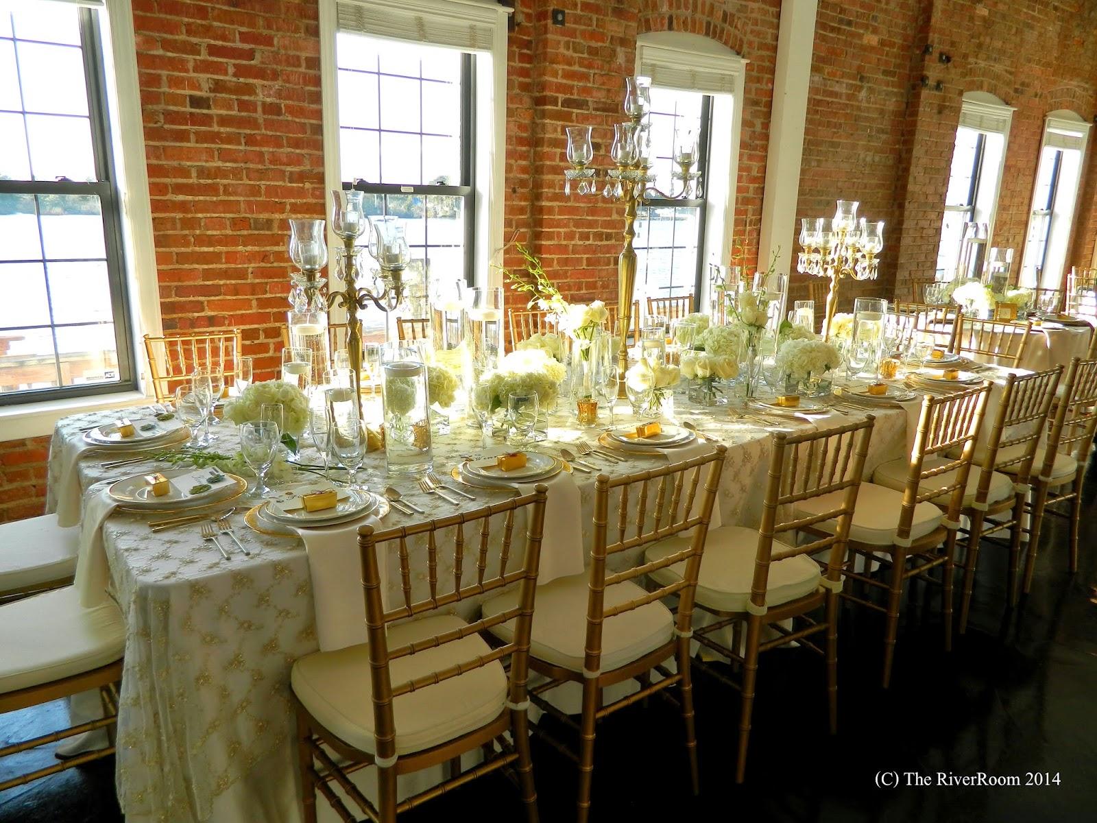 Jameelah & Kevin December Wedding Reception ~ RSVP: The RiverRoom Blog