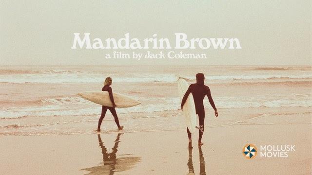 Mandarin Brown