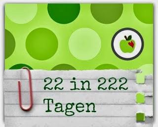 22 in 222 Tagen