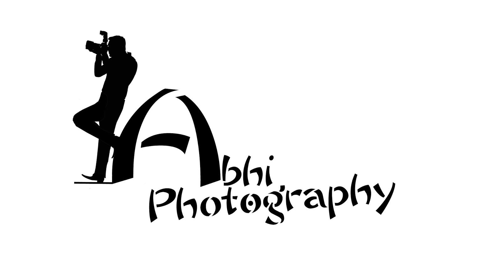 Abhi photography: my logo