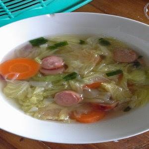 Resep Sup Simple dan bikin Balita menyukainya