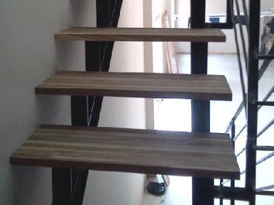 jual papan tangga jati, murah berkualitas