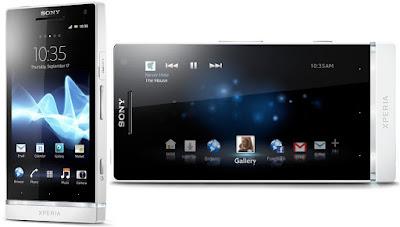 Sony Xperia S terbaru 2012