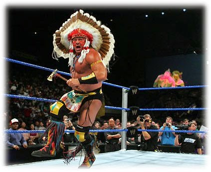 Chief Jay Strongbow pro wrestler.