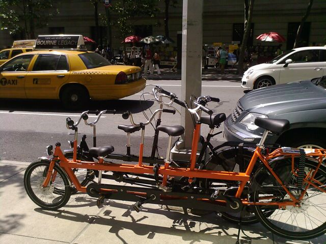 Chicargobike Tandems Might Be Perfect For You
