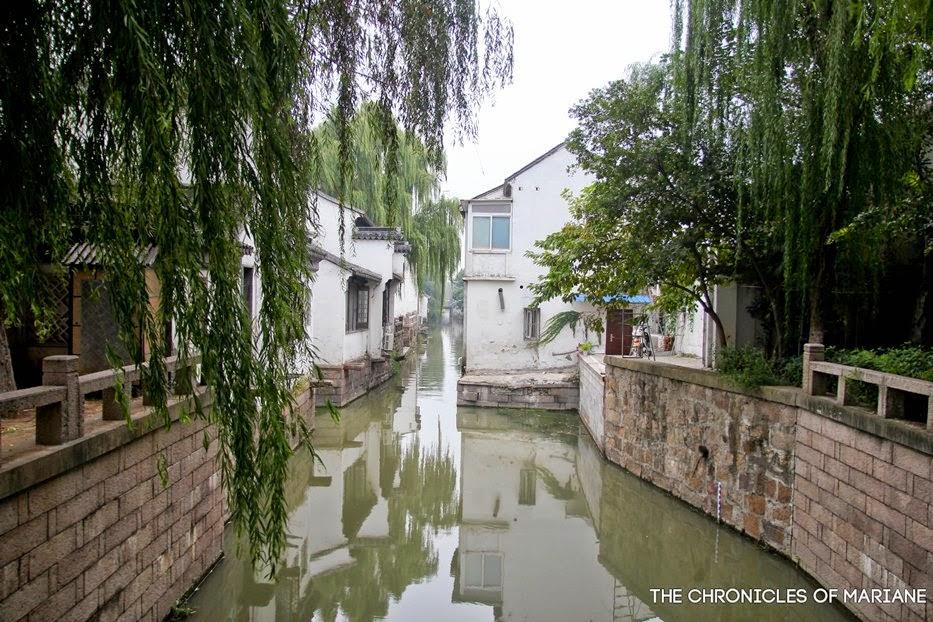 suzhou water canal