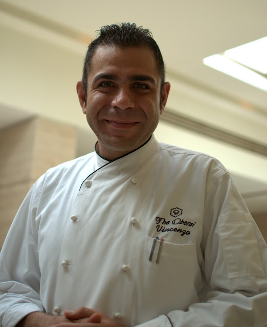 Chef Vincenzo de Tuoro