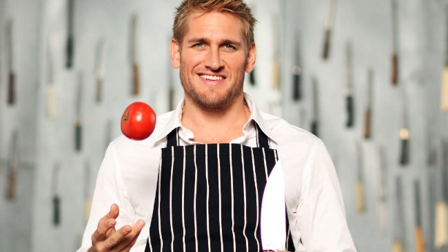 curtis stone girlfriend. Chef Curtis Stone#39;