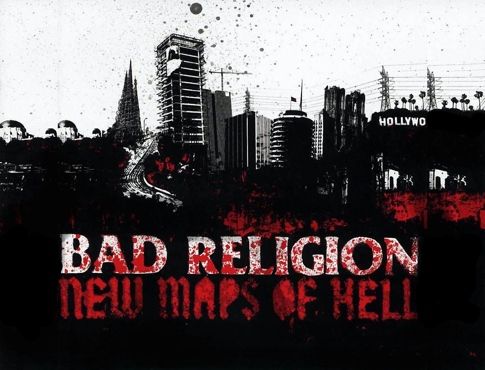 Metalpaper: Bad Religion Wallpapers