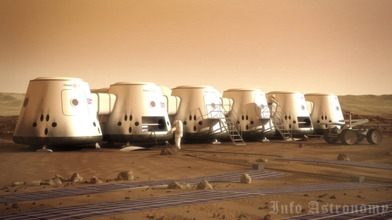 100.000 Orang Lebih Ingin ke Planet Mars