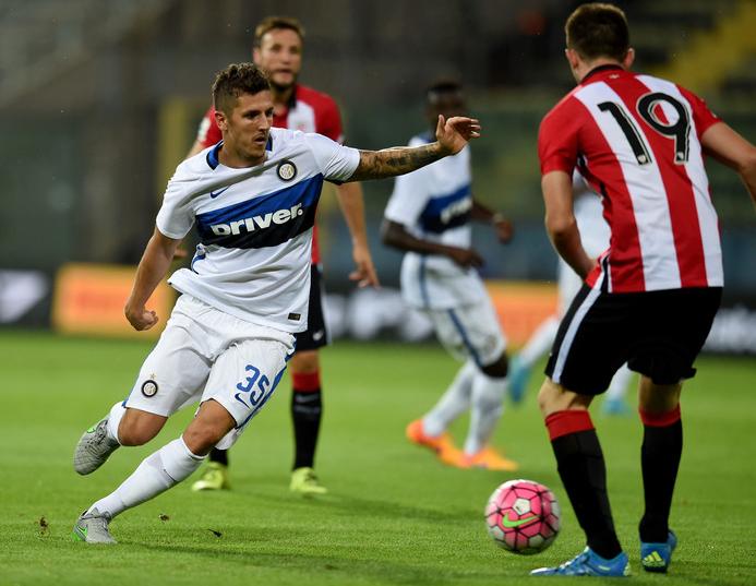 Mancini: Jovetic masih perlu sedikit lebih banyak waktu