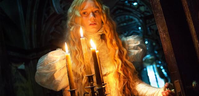 A Colina Escarlate | Veja comercial e clipe inéditos do terror gótico de Guillermo del Toro
