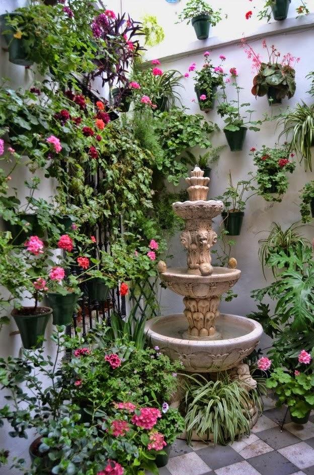 Las colecciones de mi vida flores patios andaluces - Imagenes de patios andaluces ...