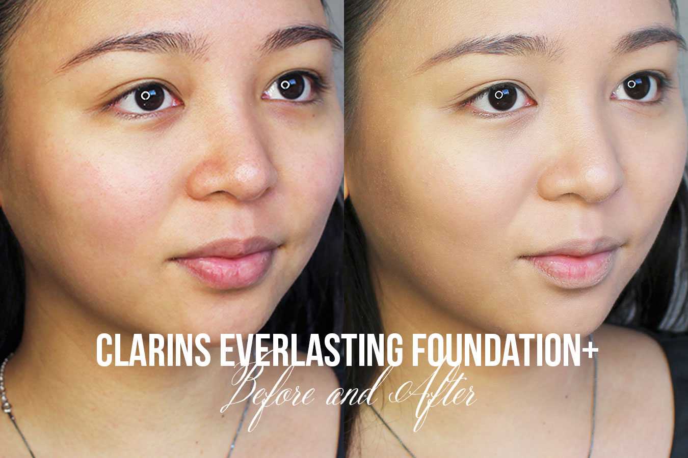 Clarins Everlasting Foundation+ Review Amber