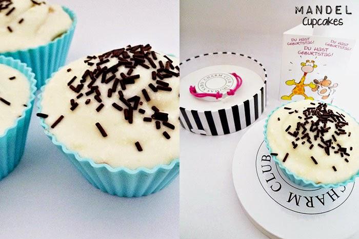 Mandel Cupcakes