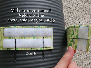 My Old Quilting Soul Yoga Mat Strap Tutorial
