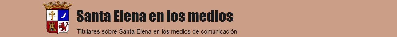 Santa Elena en los medios