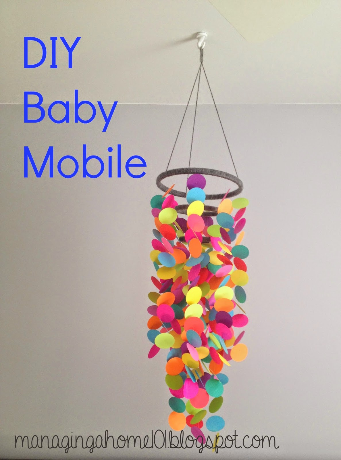DIY Baby Mobile | Managing A Home