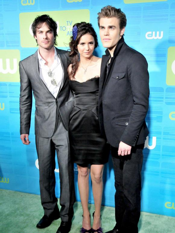Ian somerhalder and paul wesley pictures of snakes - pictures of different kinds of perms for long hair