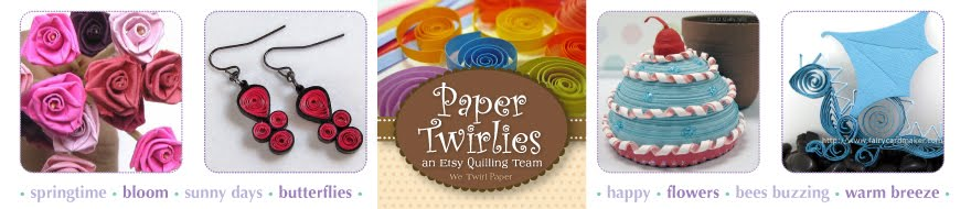 Paper Twirlies