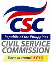 Civil Service Exam Results May 2011