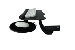 Sit To Stand Keyboard Tray